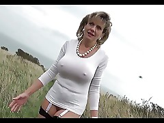 big nipple mom porn